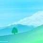 Australia mountains by zer0hawk9339