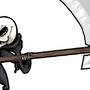 grim reaper by n0sv3ratu