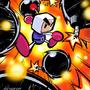 Bomber Man by Banzchan