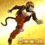 Higoku - Monkey King by Omegaro
