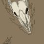 Snake Head by RedShepherd