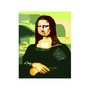 Mona Lisa Copy by Gedd