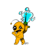 Alien Hominid Fan Art by LoganWB