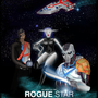 Rogue Star Poster for Jazza Competition by MichaelZastrow