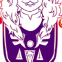 toriel decal by K3MaMi