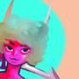 Demon Lady by Pr0t0n
