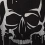 Skull Splatter by birdbrainz