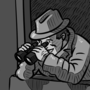 Film noir comic #1
