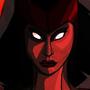 Scarlet witch by upatrono