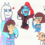 Silly Undertale Adventures