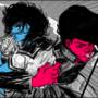 Schoolgirls X Yakuza (On The Run) by Animudio