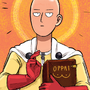 The Prophet Saitama by Sabtastic