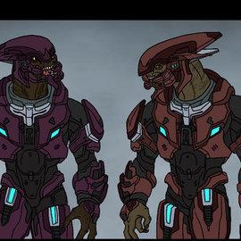 Halo Ammunition: ANVIL Initiative Pg 8 by Guyver89 -- Fur