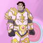 Paladin Steven Universe by kenDandy