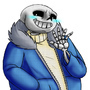 Sans the Skeleton by RainbowDogma