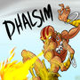 Dhalsim tribute illustration by madmeliss