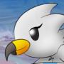 Wingull pokemorph by ZinZoa