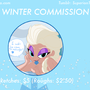Winter Commission Sale by Superion123