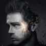 James Dean by Iceey23