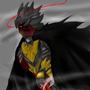 Dragon knight by TrisketTheBisket
