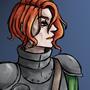 Johanna the Valiant by Kalloway