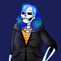 Skele-Steot by RainbowDogma
