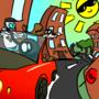 Bank robbery by Maffi