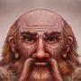 Dogar Lairg Dwarven Warrior by headtoon