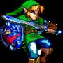 Link (Pixel Art)