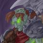 Holow Warrior Gregori by Brannagh