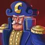 Cap'N Crunch by Shamoozal