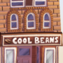 'Cool Beans' Background Element for Guinea Pig Parkour