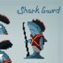 Blue Shark Guard Designs