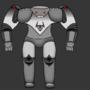 Robot by Valdessa