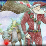 Escape from the North Pole (JAZZA CONTEST ENTRY) by Chauder