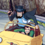 Lupin III! by TheUnseriousguy