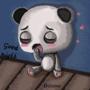 Sleepy Panda by DoloresC