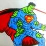 Superhulk by Vuruna
