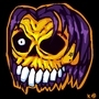 Kramps Skull Thing by Kramps