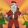 Epic Santa by TiagoVBoas