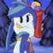 Popple the penguin