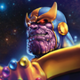 Thanos Reigns by FrameFreak2D