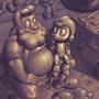 Megaman Tribute by FrameFreak2D