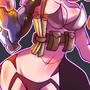Sorceress commission by XPISigma