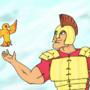 An Roman And An ,,Phoenix'' by CosminGX