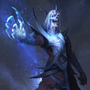 Astral Lich by Typhonart