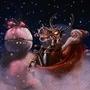 Epic Santa by sweptaway91