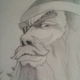 my epicsanta for the jazzastudio art compitition by artwithabraham