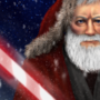 Obi Wan Santa by TheRabidWerewolf