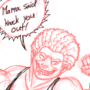 WIP- Mama said knock you out by CNena